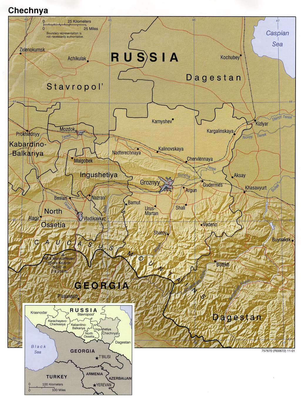 russias unjust occupation of chechnya Russian occupation in chechnya russian occupation in chechnya russian occupation in chechnya introduction chechens are an ethnic minority living primarily in russia's.