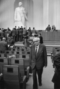 Sakharov at the First Congress of Peoples' Deputies: 1989