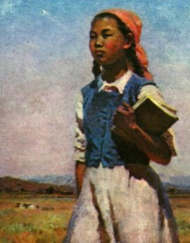 Daughter of Soviet Kirgiziya. By S. Chuikov